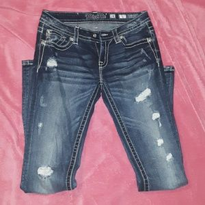 Miss me Jean's in great condition